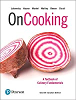 On Cooking: A Textbook of Culinary Fundamentals, Seventh Canadian Edition (7th Edition) 0134433904 Book Cover
