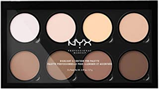 Nyx professional makeup hilight and contour pro palette