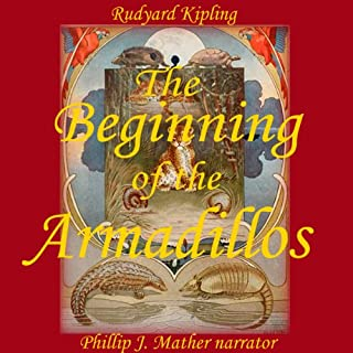 The Beginning of the Armadillos cover art