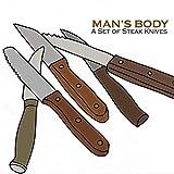 A Set of Steak Knives [Explicit]