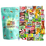 Mashi Box Asian Candy Mystery Variety Pack | 40 PCS | Japanese Candy, Chinese Candy, Vietnamese...