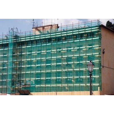 Ponsa - Veiligheidsnet voor gevels 6 x 10 m ponsa voor steigers