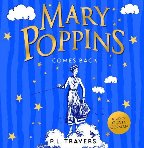 Mary Poppins Comes Back cover art