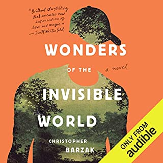 Wonders of the Invisible World audiobook cover art