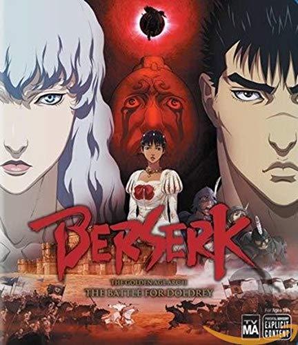Berserk l'Age d'or Partie II La Bataille de DOLDREY [Blu-Ray [Édition Standard]