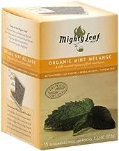 Organic Mint Melange Tea 15 Bags (Case of 6)