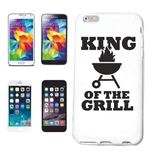 Bandenmarkt telefoonhoes compatibel met Samsung Galaxy S3 King of The Grill Grillen Grillmeister GRILLVLEISCH Grill Hardcase beschermhoes mobiele telefoon Cover Smart Cover