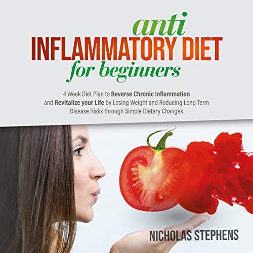Anti-Inflammatory Diet for Beginners cover art