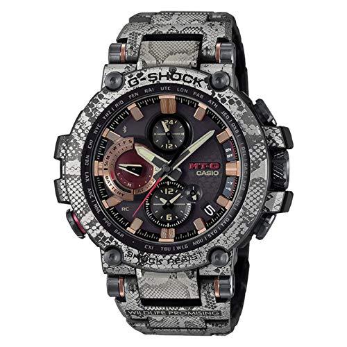 G-Shock MTGB1000WLP-1A - Reloj prometedor para hombre, diseño de serpiente, talla única