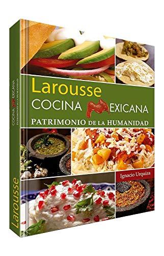 SPA-COCINA MEXICANA (Larousse Cocina Exicana)