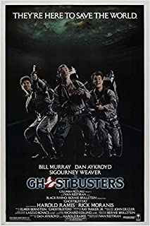 ghostbusters original movie poster