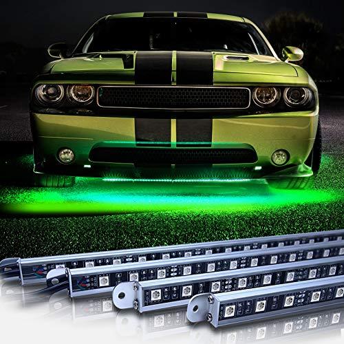 OPT7 Aura LED Trailer RV Underglow Full Color Spectrum- Underbody 4 Smart-Color Glow Strip