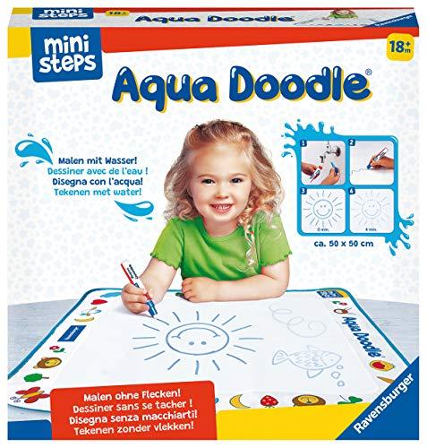 Ravensburger ministeps 04178 Aqua Doodle, White
