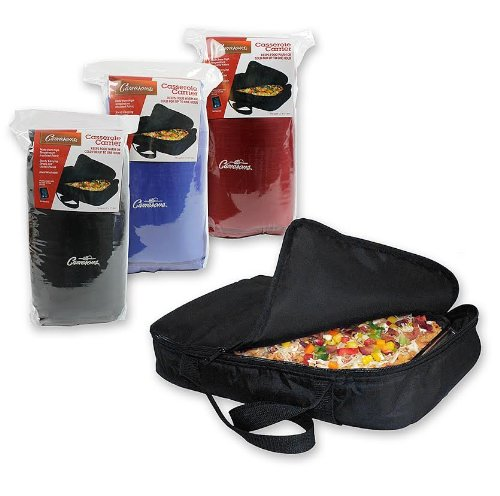 This Gift Ideas for Your Snowbird Grandparents helps them transport their casserole in style.