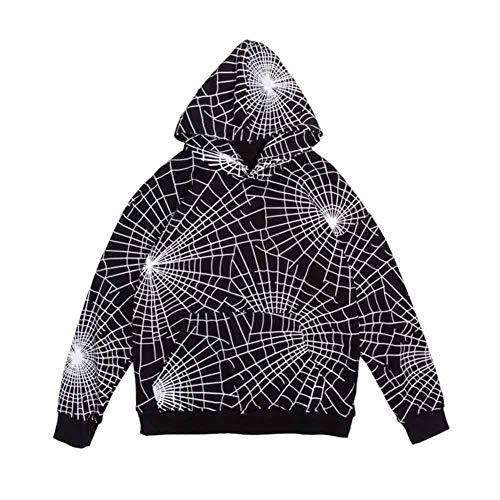 RRQS Europa en de Verenigde Staten Vier Seizoenen Zeefdruk Sweater Katoen Pullover Hoodie te drukken Wear-Resistant Ademend