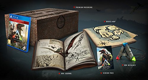 Ark Survival Evolved Collector's Ed. - PlayStation 4