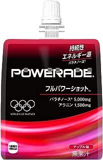 コカ・コーラ パワーエイド フルパワーショット 180g パウチ ×24本