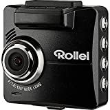 Rollei CarDVR-310 - Auto-Kamera - 2k Videoauflösung - mit GPS-Modul und G-Sensor