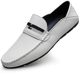 [イグル] ローファー ビジネスシューズ メンズ おしゃれ 春夏 日常着用 痛くない 履きやすい 通気性 耐摩耗性 カジュアル 透気 ムレにくい ファッション コンフォート 蒸れない 通勤通学 革靴 ドライビング スリッポン