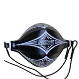 Doppelendball Boxen, Gusspower Leder PU Doppel-ende Boxing Speedball, MMA Punching-Ball inkl...