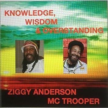 Wisdom, Knowledge & Overstanding (feat. MC Trooper)