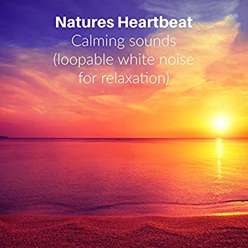 Natures Heartbeat - Calming sounds (loopable white noise for relaxation)