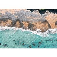 デイタイムビーチトップパズル500,1000,1500,2000,3000個、クラシックな木のパズル、大人のための教育玩具、ユニークな贈り物。 0626 (Color : Partitions, Size : 1500 pieces)