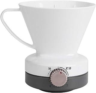 Intelligente koffiezetapparaat, plastic huishoudelijke koffie druppelaar druppelfilter beker pot koffie accessoire voor th...