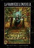 Artbook la volonté de l'empereur - Agents de l'impérium