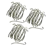 P PRETTYIA 60 Pezzi Tibetani In Metallo Linea Bordatura Modello Segnalibri Regalo Di Compleanno