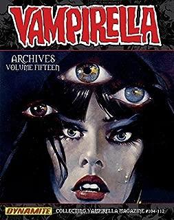 Vampirella Archives Volume 15