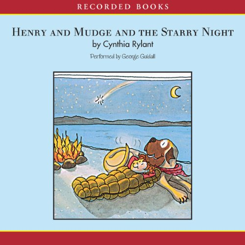 Henry and Mudge and the Starry Night audiobook cover art