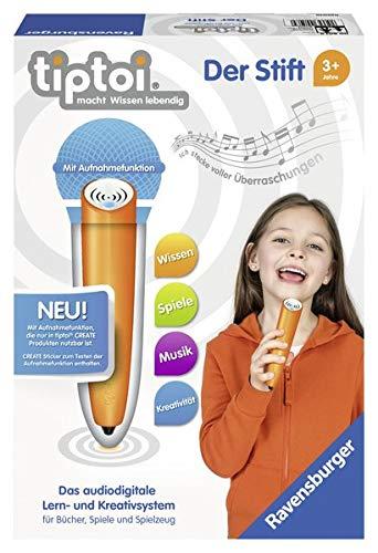 tiptoi® Der Stift: das audiodigitale Lern- und Kreativsystem