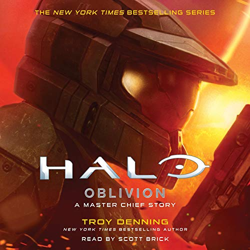 HALO: Oblivion cover art