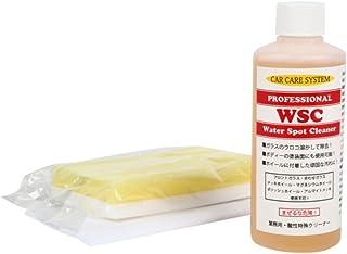CAR CARE SYSTEM 【WSC】 酸性特殊クリーナー 200ml ウォータースポット・シリカスケール・イオンデポジット・固着したブレーキダスト 除去剤