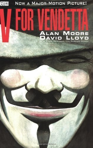 Best V for Vendetta Alan Moores