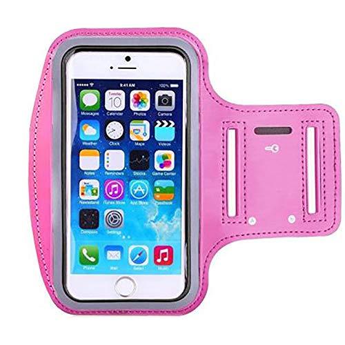 Bolso para Brazalete, Bolsa de Brazo para teléfono, Kempp Soporte de Brazalete Deportivo para Correr Bolsa de Brazo portátil para Samsung Gym con Banda de Brazo para iPhone 12 Pro MAX 11x7