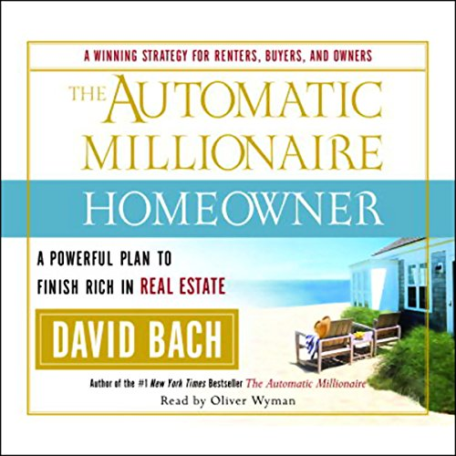 The Automatic Millionaire Homeowner audiobook cover art