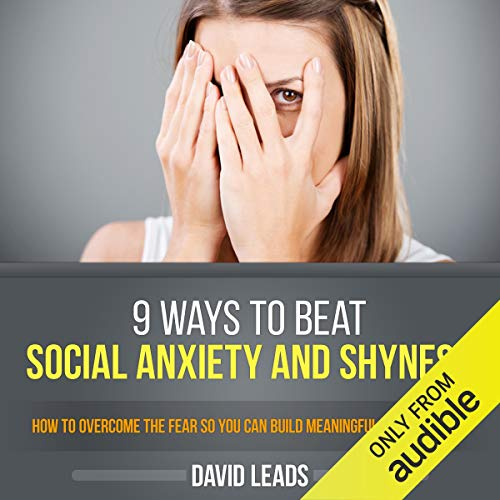 9 Ways to Beat Social Anxiety and Shyness Titelbild