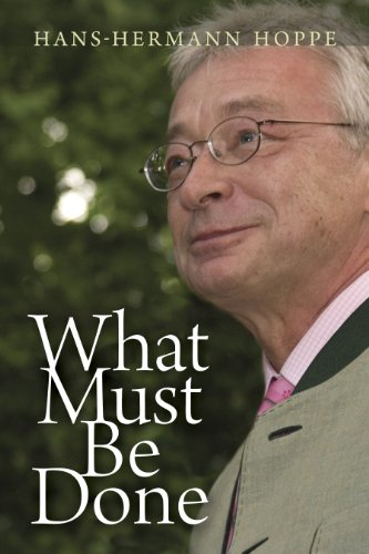 What Must Be Done (English Edition)