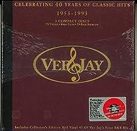 Vee Jay - Celebrating 40 Yearsof Classic Hits 1953-1993