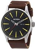 Nixon Reloj Analógico de Cuarzo para Hombre con Correa de Cuero – A105019-00