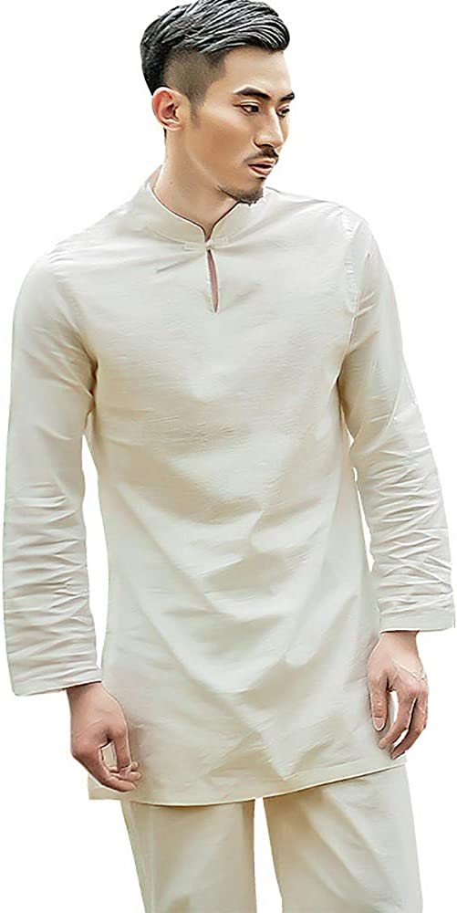 KSUA Men Tai Chi Suit Max 47% OFF Max 80% OFF Chinese Cotton Uniform Fu Z Linen Kung for