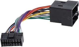 figatia Carro para Radio para ISO Radio Play Plug Conector de Cablagem Automática
