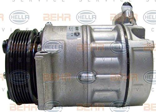 Preisvergleich Produktbild BEHR HELLA SERVICE 8FK 351 003-261 *** PREMIUM LINE *** Kompressor,  Klimaanlage