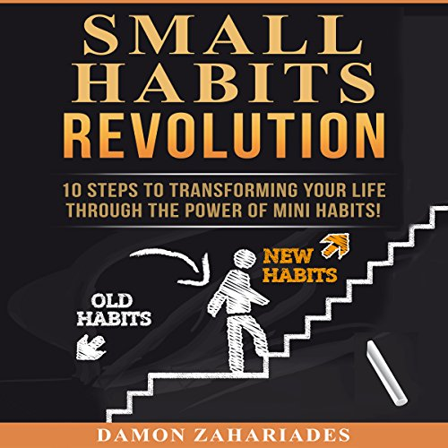 Small Habits Revolution audiobook cover art