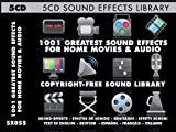 1001 Effetti Sonori - Sound Effects Library...