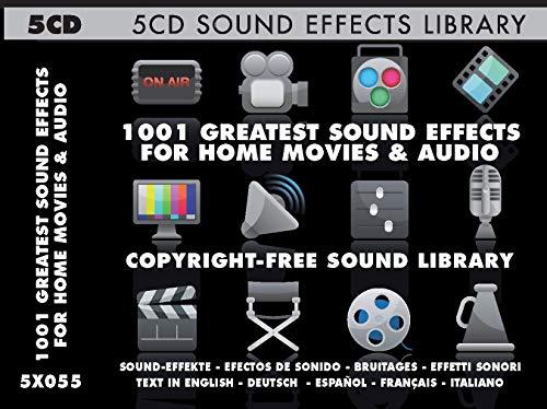 1001 Sound Effects