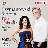 Szymanowski/Karlowicz: Violin