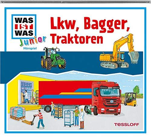 Folge 21: LKW, Bagger, Traktoren